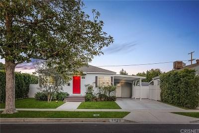 Encino Single Family Home For Sale: 5920 Jellico Avenue