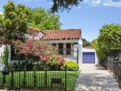 Atwater Village Single Family Home For Sale: 3963 Edenhurst Avenue