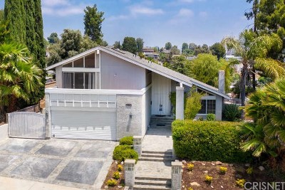 Los Angeles County Single Family Home For Sale: 23085 Conde Drive