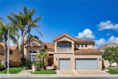Woodland Hills Single Family Home For Sale: 24915 Vista Verenda