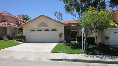 Canyon Country Single Family Home For Sale: 15620 Meadow Drive