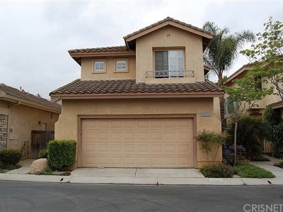 Camarillo Single Family Home For Sale: 2093 Paseo Girasol