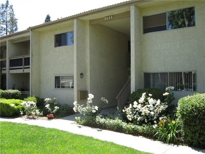 Calabasas Condo/Townhouse For Sale: 4614 Park Granada #60