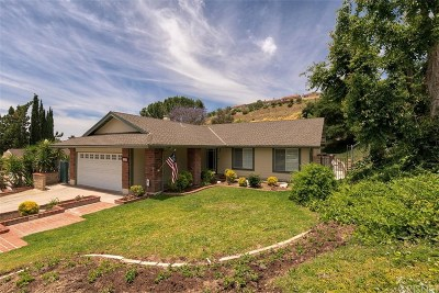 Canyon Country Single Family Home For Sale: 28483 Alder Peak Avenue