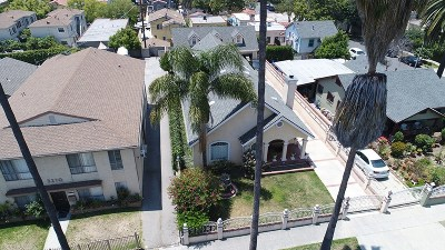 Atwater Village Single Family Home For Sale: 3274 Garden Avenue