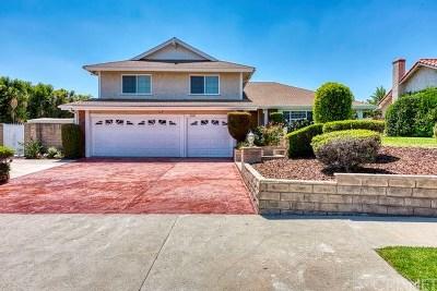 Chatsworth Single Family Home For Sale: 11001 Cozycroft Avenue