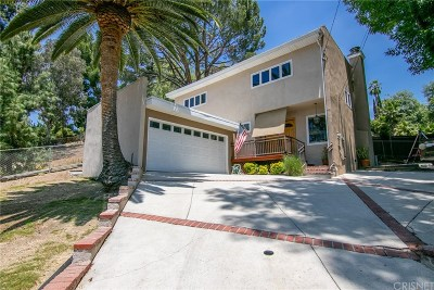 Woodland Hills Single Family Home For Sale: 21881 Ybarra Road