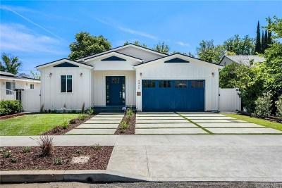 Sherman Oaks Single Family Home For Sale: 4920 Varna Avenue