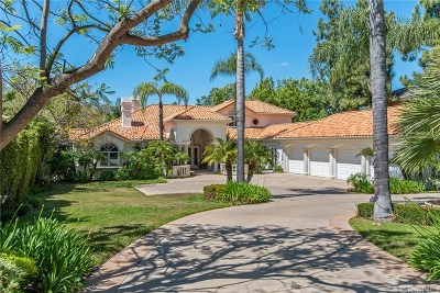 Westlake Village Single Family Home For Sale: 5172 Oxley Place
