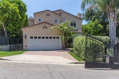 Encino Single Family Home For Sale: 16646 Lauren Way