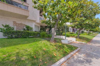 Encino Condo/Townhouse For Sale: 17150 Burbank Boulevard #39
