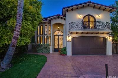 Studio City Single Family Home For Sale: 4328 Laurelgrove Avenue