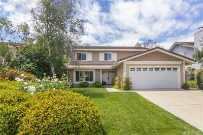 West Hills Single Family Home For Sale: 6829 Castle Peak Drive
