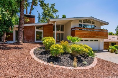 Calabasas Single Family Home For Sale: 22920 Wrencrest Drive