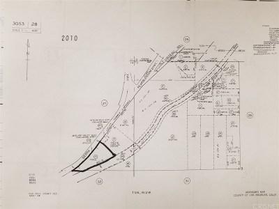 Palmdale Residential Lots & Land For Sale: Sierra Highway