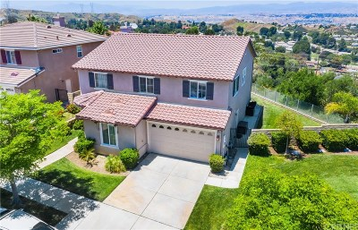 Newhall Single Family Home For Sale: 19529 Ellis Henry Court
