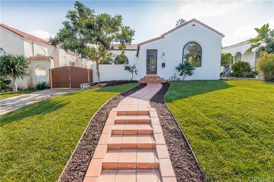 Single Family Home For Sale: 5011 West Boulevard