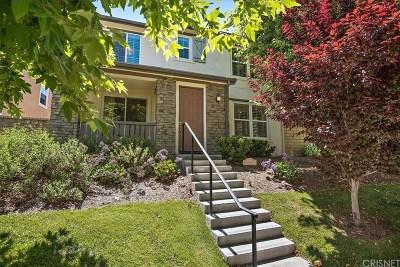 Los Angeles County Single Family Home For Sale: 28265 North Via Sonata Drive