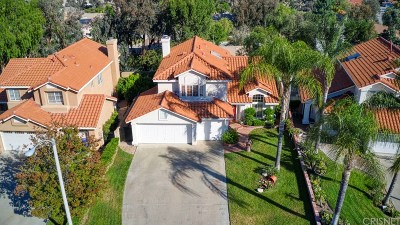 Santa Clarita, Canyon Country, Newhall, Saugus, Valencia, Castaic, Stevenson Ranch, Val Verde Single Family Home For Sale: 27722 Rainier Road