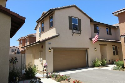 Canyon Country Single Family Home For Sale: 26810 Albion Way