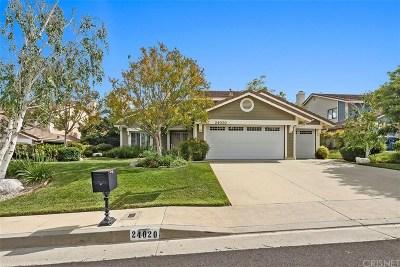 West Hills Single Family Home For Sale: 24020 Ingomar Street