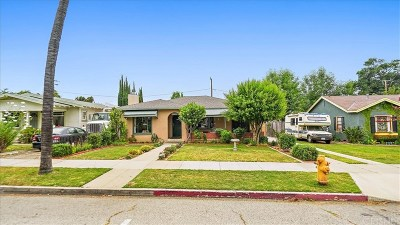 Fillmore Single Family Home For Sale: 532 1st Street