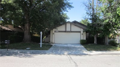 Valencia Single Family Home For Sale: 25655 Rancho Adobe Road