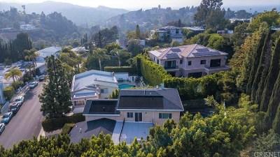 Studio City Single Family Home For Sale: 11327 Dona Pegita Drive