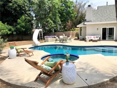 Tarzana Single Family Home For Sale: 19425 Martha Street