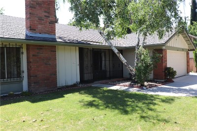 West Hills Single Family Home For Sale: 7624 Faust Avenue