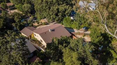 Encino Single Family Home For Sale: 17350 Rancho Street