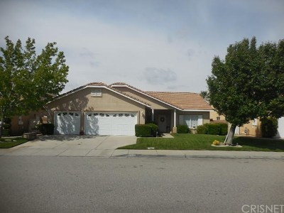 Palmdale Single Family Home For Sale: 4201 Wickford Way