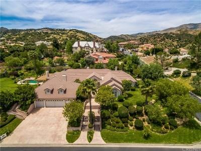 Chatsworth Single Family Home For Sale: 22311 La Quilla Drive