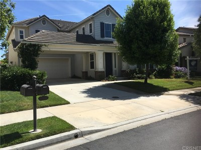 Moorpark Single Family Home For Sale: 13890 Eaton Hollow Avenue