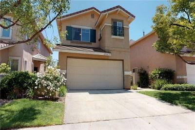 Castaic Single Family Home For Sale: 27610 Primrose Lane