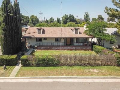 Granada Hills Single Family Home For Sale: 17241 Tribune Street