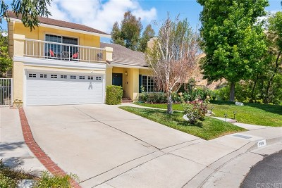 West Hills Single Family Home For Sale: 7169 Castle Peak Drive