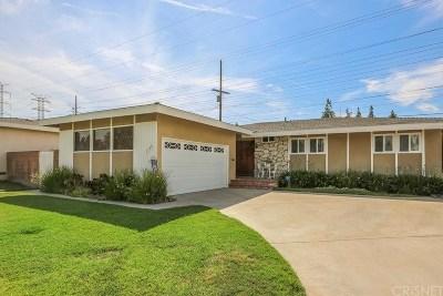Northridge Single Family Home For Sale: 9720 Rhea Avenue