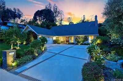 Tarzana Single Family Home For Sale: 4131 Ellenita Avenue