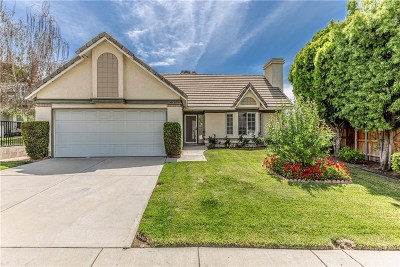 Canyon Country Single Family Home For Sale: 27850 Glasser Avenue