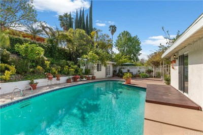 Woodland Hills Single Family Home For Sale: 20712 Dolorosa Street