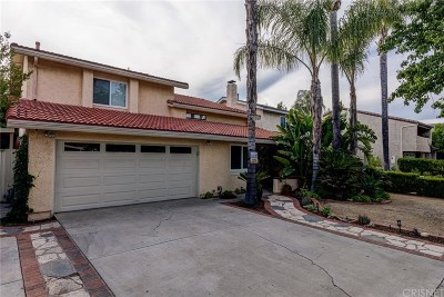 West Hills Single Family Home For Sale: 7101 Asman Avenue