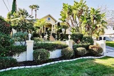 Tarzana Single Family Home For Sale: 5443 Tampa Avenue