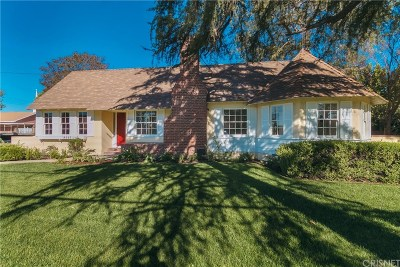 Granada Hills Single Family Home For Sale: 16565 San Fernando Mission Boulevard