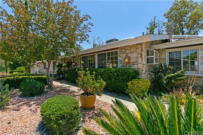 Woodland Hills Single Family Home For Sale: 5609 Amorita Place