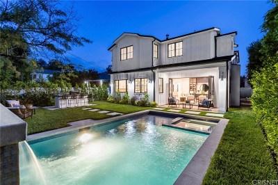 Studio City Single Family Home For Sale: 4146 Beck Avenue