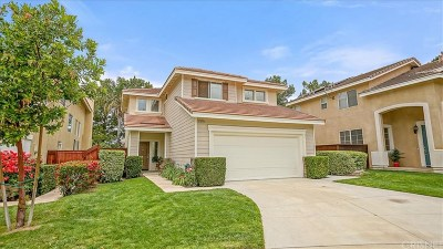 Canyon Country Single Family Home For Sale: 26728 Neff Court