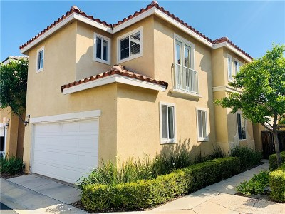 Los Angeles County Single Family Home For Sale: 24495 Montevista Circle