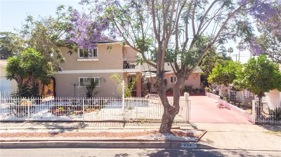 Sylmar Single Family Home For Sale: 656 Jackman Avenue