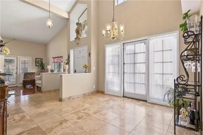 Santa Clarita, Canyon Country, Newhall, Saugus, Valencia, Castaic, Stevenson Ranch, Val Verde Single Family Home For Sale: 24610 Varese Court